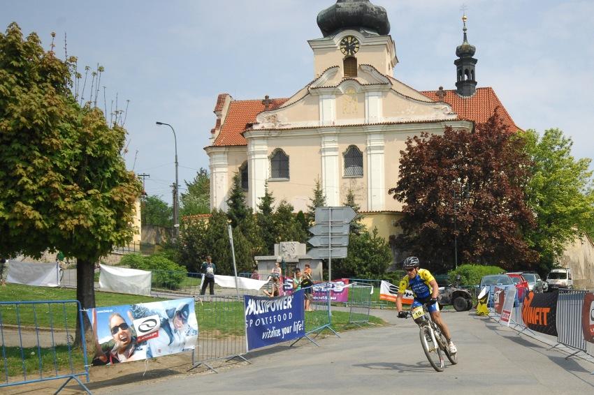 PowerBar MTB Posázavím 2009 - Martin Horák vítězí /foto: Kristýna Marková/