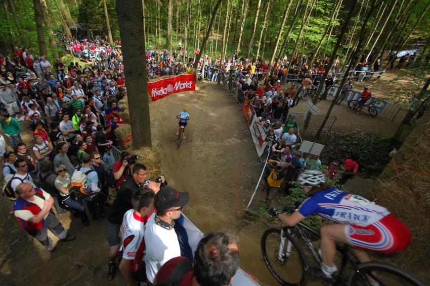 Nissan UCI World Cup #2 Offenburg /GER/ 26.4.2009 - Wolfsdrop
