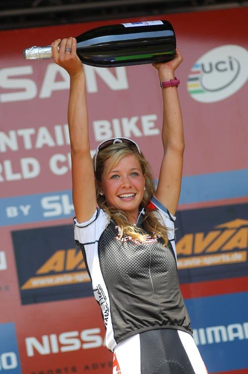 Nissan UCI World Cup #2 Offenburg /GER/ 26.4.2009 - Emili Batty