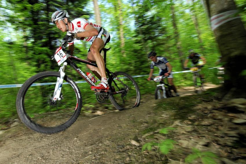 Nissan UCI World Cup #2 Offenburg /GER/ 26.4.2009 - Christoph Soukup