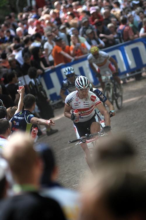 Nissan UCI World Cup #2 Offenburg /GER/ 26.4.2009 - ob�erstven� pro Soukupa