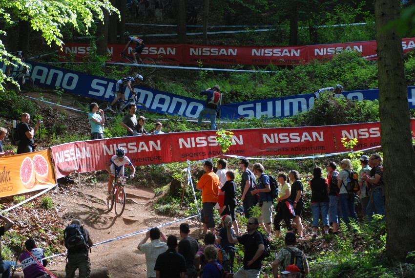 Nissan UCI World Cup #2 Offenburg /GER/ 26.4.2009 - North Shore