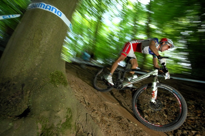 Nissan UCI World Cup #2 Offenburg /GER/ 26.4.2009 - Julien Absalon