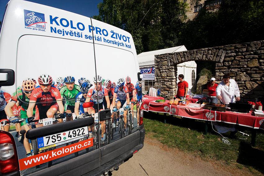 Kolo pro �ivot - Kutn� Hora 25.4. 2009, foto: Milo� Lubas