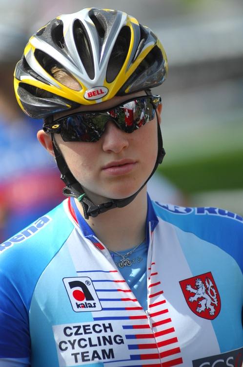 Nissan UCI World Cup #2 Offenburg /GER/ 25.4.2009: Dáša Labáková