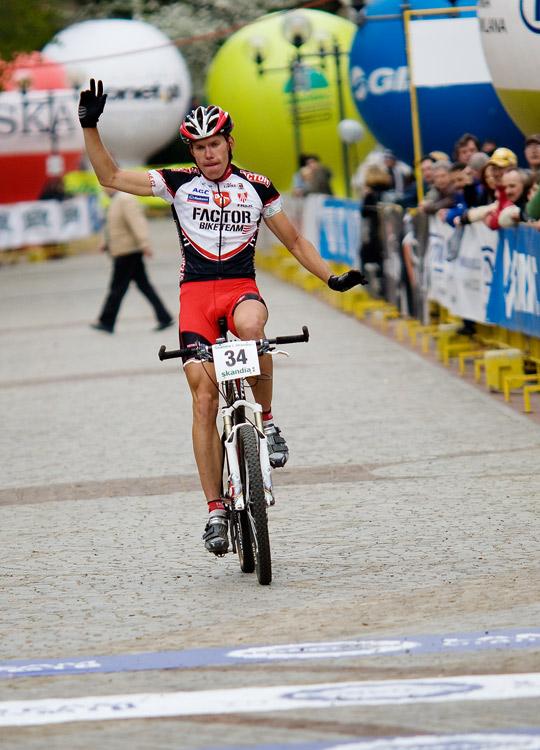 GP BPH Bank Cup #1 - Szczawno Zdroj 18.4. 2009 - Tomáš Vokrouhlík, foto: Miloš Lubas