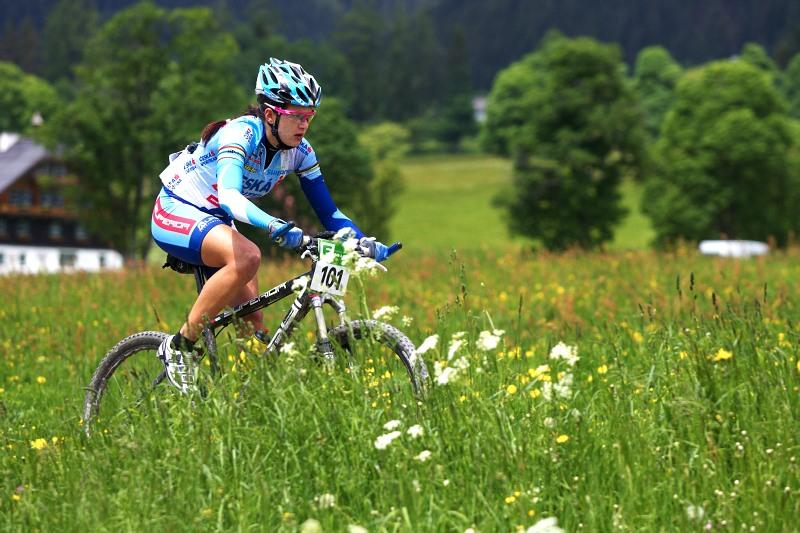 Alpentour Trophy, Schladming /AUT/ - 1. etapa, 29.5. 2009 - Tereza Huříková