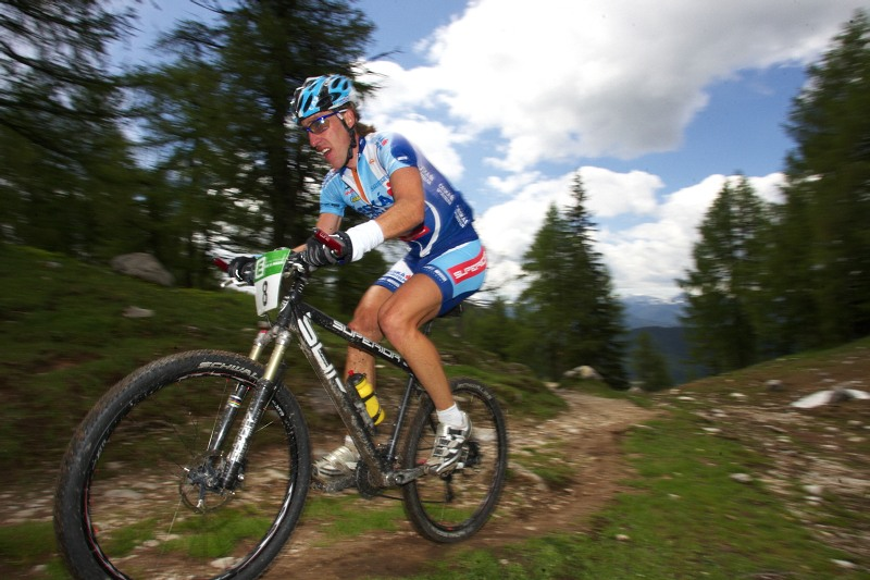 Alpentour Trophy, Schladming /AUT/ - 1. etapa, 29.5. 2009 - Milan Sp�n�