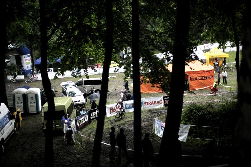 ČP MTB XC #2 Česká Kamenice 2009:
