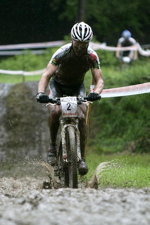 ČP MTB XC #2 Česká Kamenice 2009: Jiří Friedl