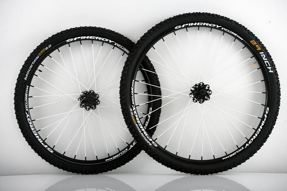 Spinergy Xyclone Disc 2009