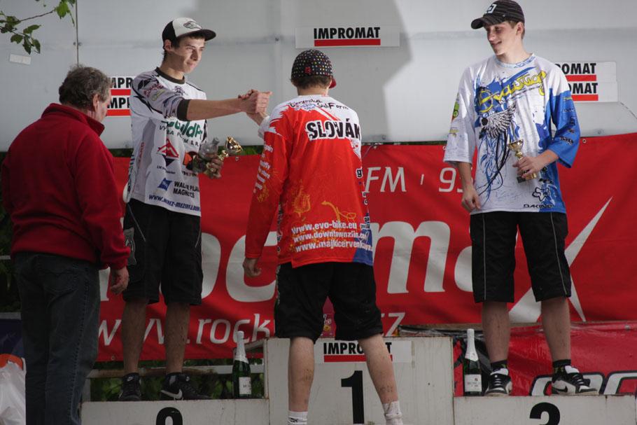 WBC No.2 Podkopn� Lhota 2009