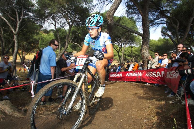 Nissan UCI MTB World Cup XC #4 - Madrid 24.5. 2009 - Tereza Huříková