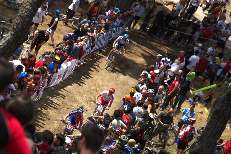 Nissan UCI MTB World Cup XC #4 - Madrid 24.5. 2009