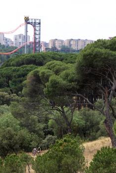 Nissan UCI MTB World Cup XC #4 - Madrid 24.5. 2009 - park Casa de Campo