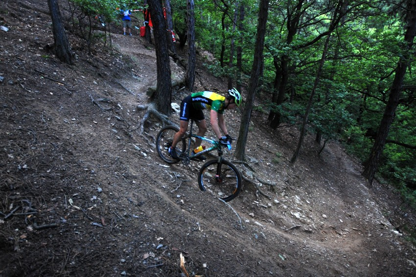Specialized Extrém Bike Most 2009: Marek Nebesář