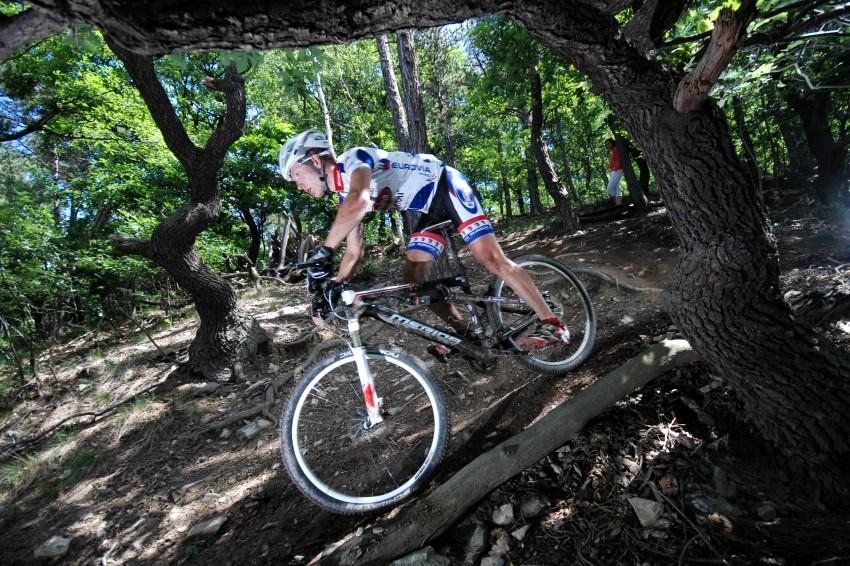 Specialized Extr�m Bike Most 2009: Petr Tat��ek