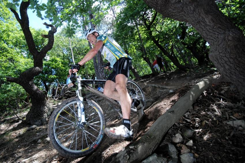 Specialized Extrém Bike Most 2009: Karel Hartl