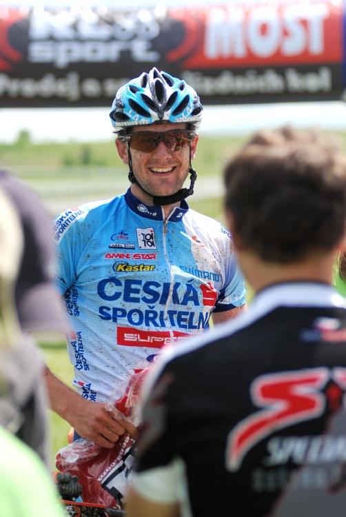 Specialized Extrém Bike Most 2009: Tomáš Trunschka poprvé v Mostě vítězem