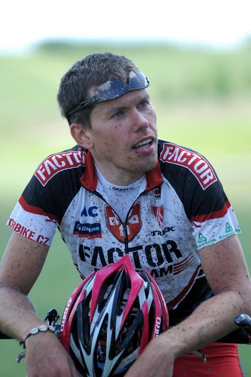Specialized Extr�m Bike Most 2009: Tom� Vokrouhl�k druh�