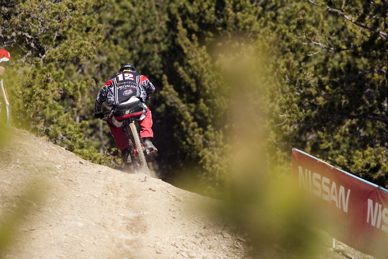Nissan UCI World Cup 4X & DH Andora - Vallnord 2009 /foto: Gary Perkin/