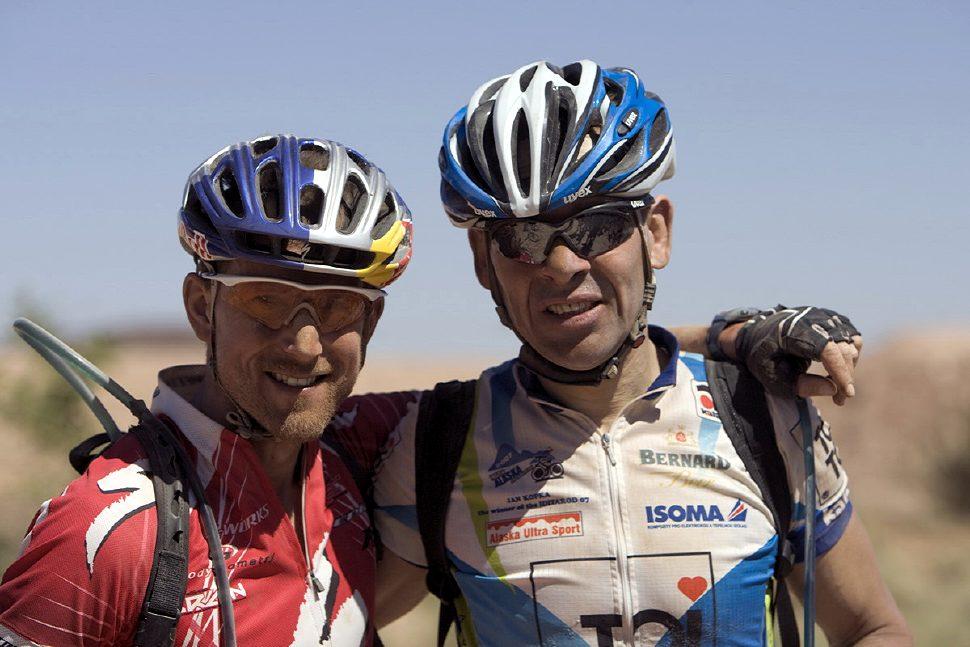 Nissan Desert Race 2009 Janové Kubíček a Kopka