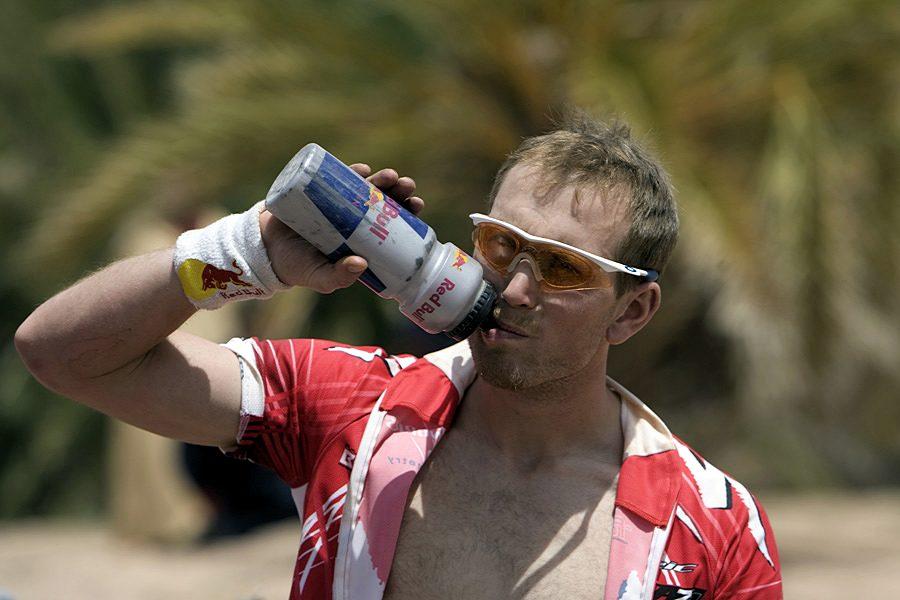 Nissan Desert Race 2009 Kubíček pijící