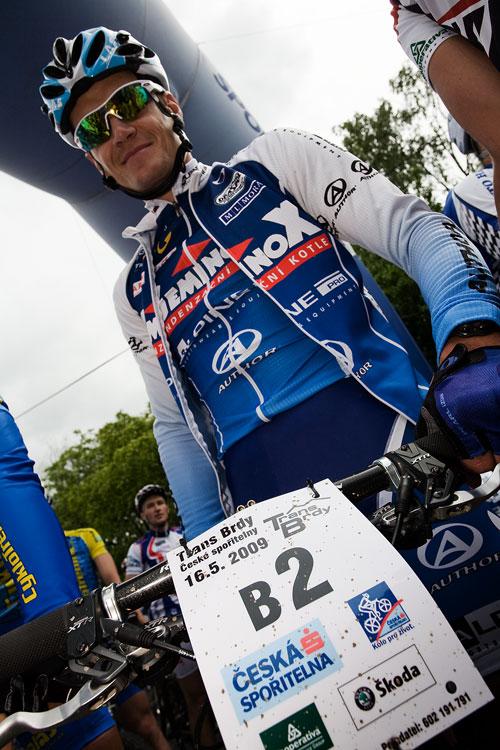 KPŽ Trans Brdy 2009 - Václav Ježek