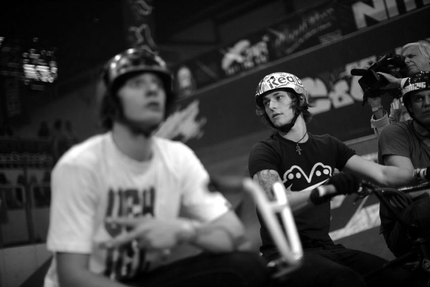 Bike Hall Contest 2009 - David Benda & Michael Beran