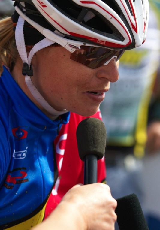 Kelly's Malevil Cup 2009 - ČP XCM #2: Barbora Radová má i s letošním vítězstvím na kontě celkem 4 triumfy Malevil Cupu