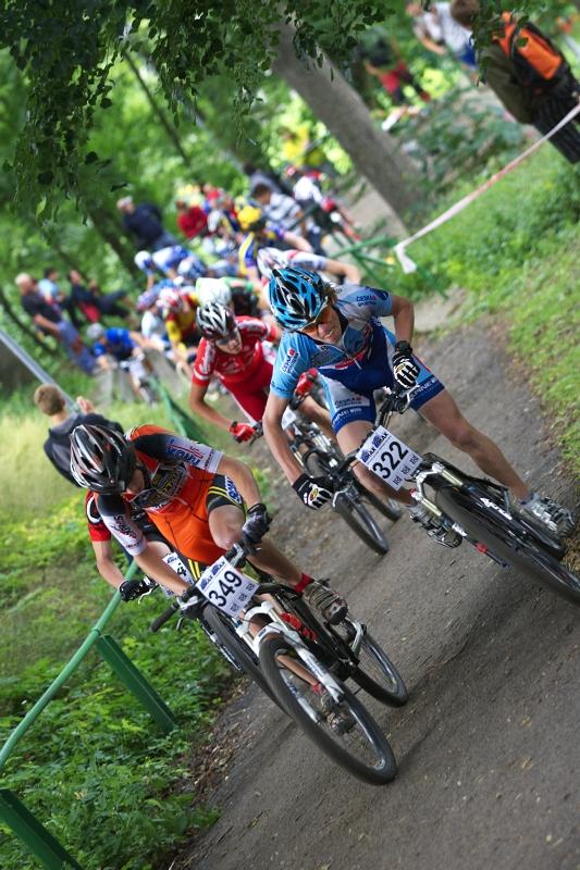 4. závod českého poháru Rockmachine XC Cupu, Teplice 20.6. 2009