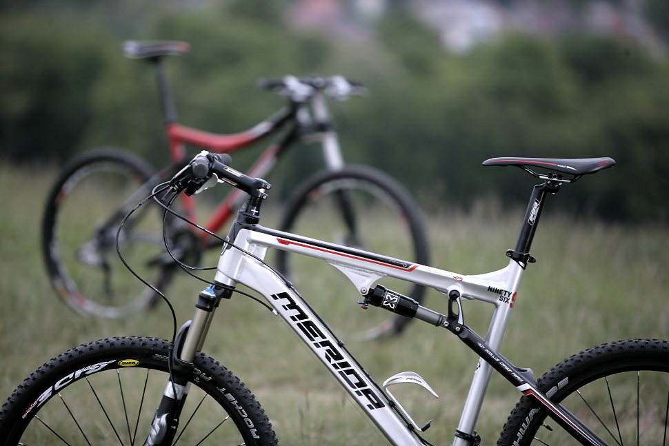 Cannondale Scalpel 4 vs. Merida 96 HFS 3000-D