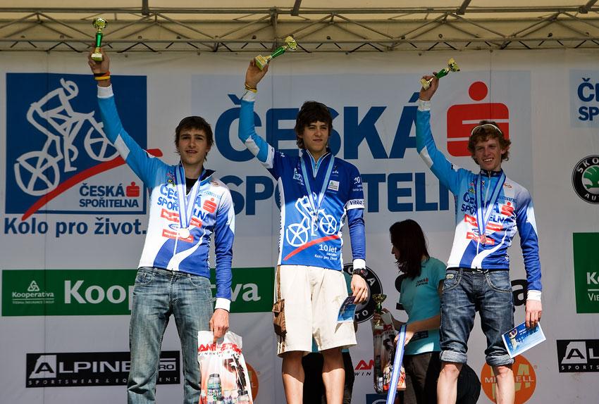 KPŽ Orlík 2009 - the best: junioři