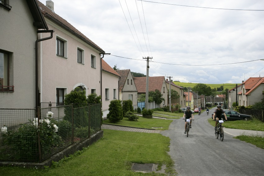 Giant Berounsk� BikeMaraton 2009: