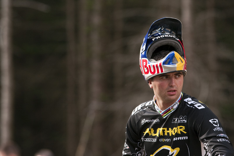 Nissan UCI World Cup DH & 4X #4 - Fort William /GBR/ 2009: Michal Prokop (photo: Gary Perkin)
