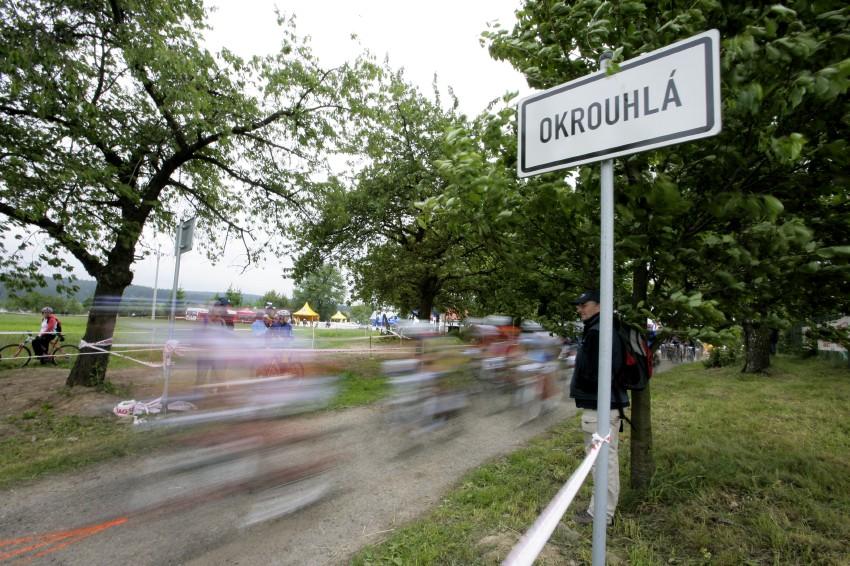 ČP MTB XC #3 2009 - Okrouhlá: premiéra v Boskovicích