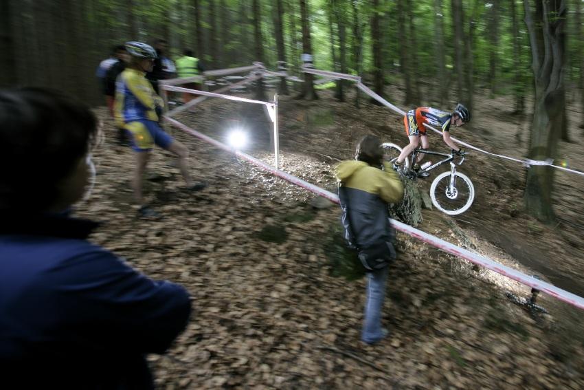 ČP MTB XC #3 2009 - Okrouhlá: Jakub Friml