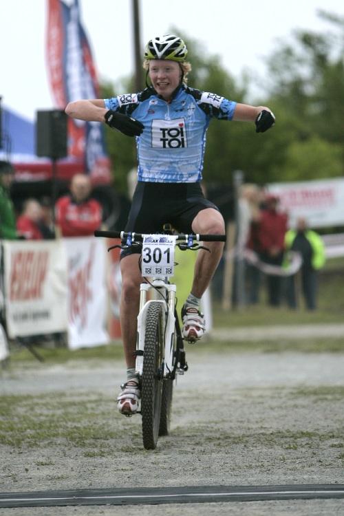 ČP MTB XC #3 2009 - Okrouhlá: Nesvadba vítězí