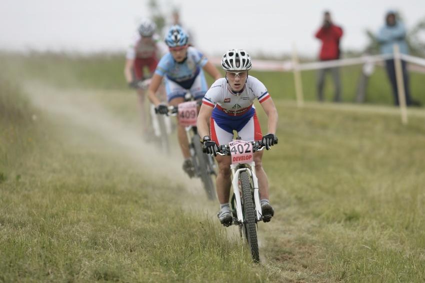 �P MTB XC #3 2009 - Okrouhl�: Pavla Havl�kov�