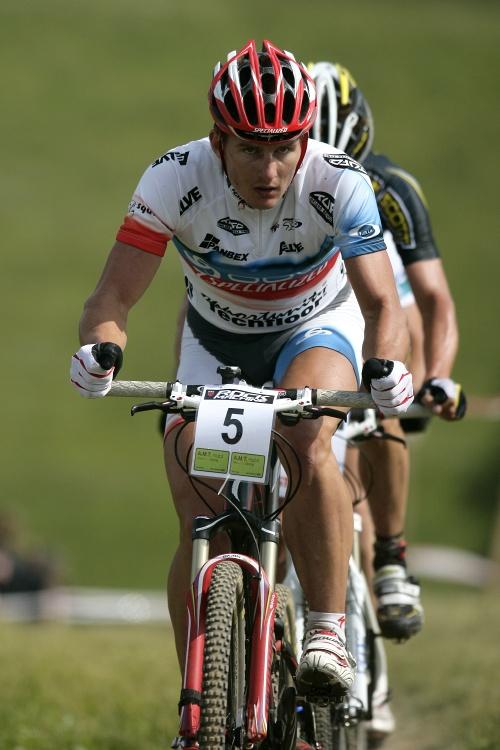 ČP MTB XC #3 2009 - Okrouhlá: Pavel Boudný