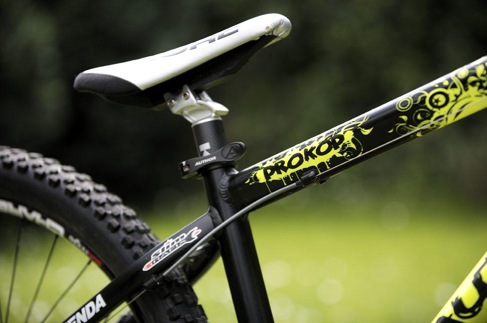 Author 4X bike Michala Prokopa