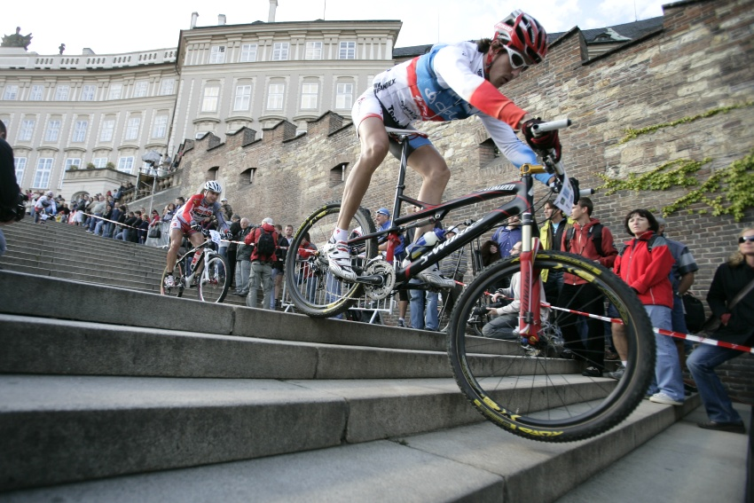 Pra�sk� schody �S 2009: Jirka Nov�k