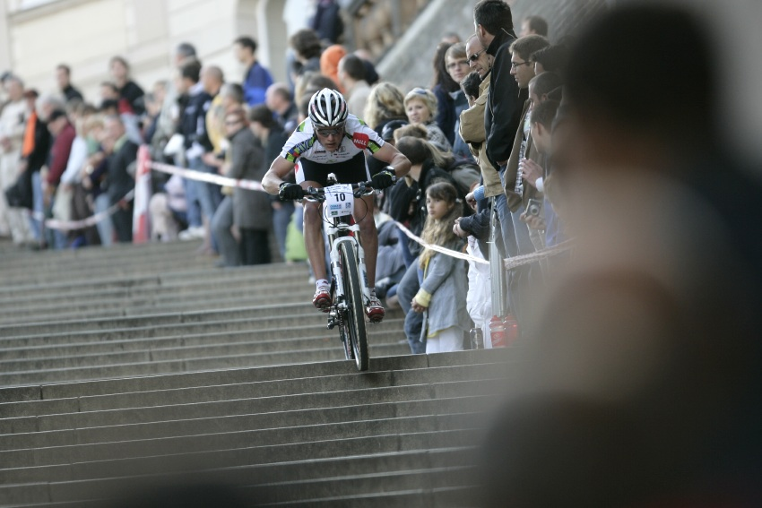 Pražské schody ČS 2009: Jirka Friedl