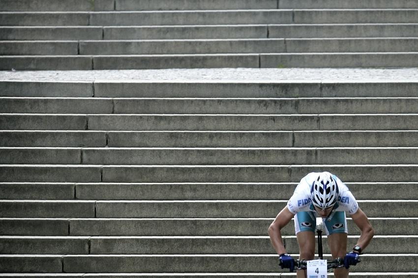 Pra�sk� schody �S 2009: Zden�k �tybar