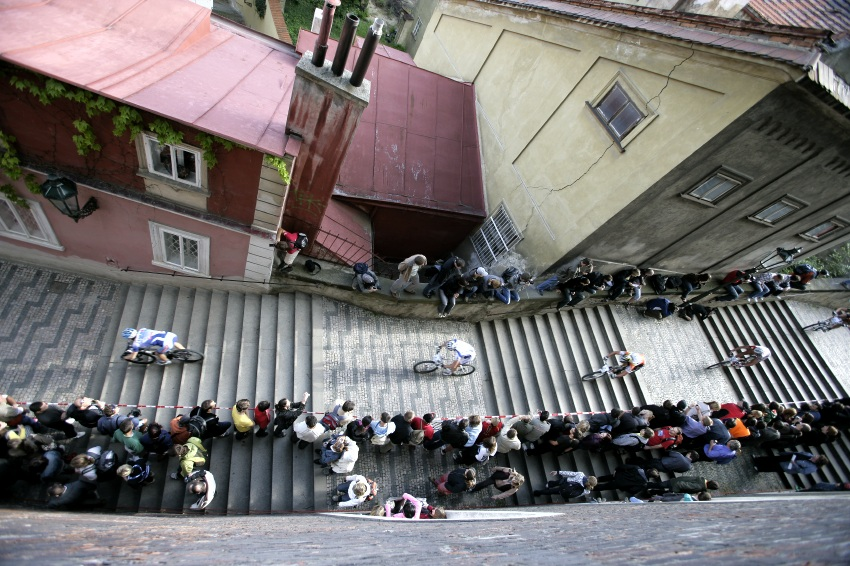 Pražské schody ČS 2009: