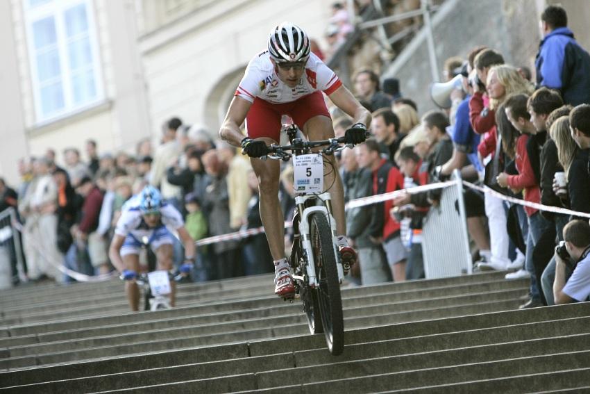 Pražské schody ČS 2009: Christoph Soukup na čele