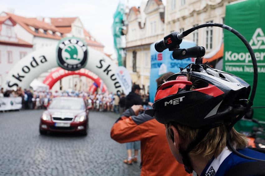 Pra�sk� schody 2009 - Jarom�r Friede jako dvorn� kameraman