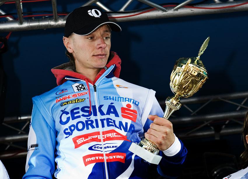 Král Šumavy 2009 - 75 km a Pavel Zerzáň
