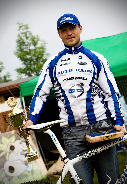 Král Šumavy 2009 - Ivan Rybařík - vládce Šumavy pro rok 2009