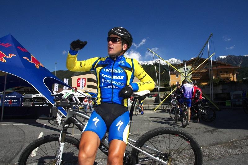 Alpentour Trophy, Schladming /AUT/ - 1. etapa, 29.5. 2009 - Martin Horák
